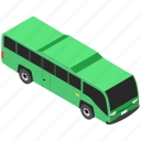 bus, public transportation, motorbus, travel, vehicle
