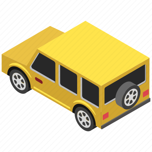 american automobile, jeep, jeep car, jeep vehicle, jeep wrangler icon