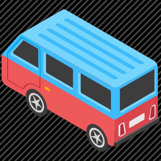 minivan, mpv, muv, transport, vehicle icon