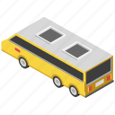 electric bus, transport, trolley coach, trolleybus, vehicle