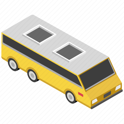 electric bus, transport, trolley coach, trolleybus, vehicle icon