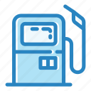 fuel, gas, gasoline, oil, petrol, pump, station icon