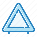 cone, construction, road, safety, street, traffic, warning icon