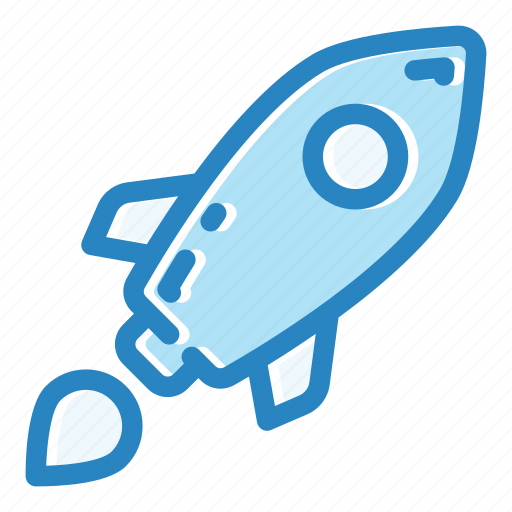 launch, rocket, ship, shuttle, space, spaceship, technology icon