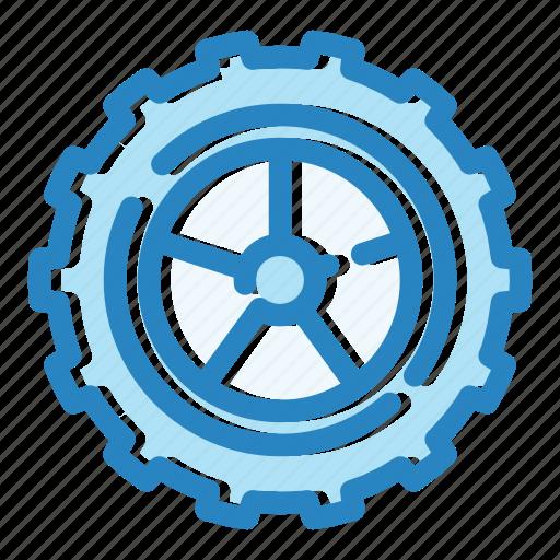automobile, car, drive, service, tire, vehicle, wheel icon