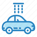 auto, car, clean, service, transport, vehicle, wash icon