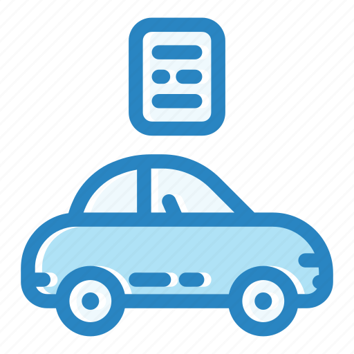 Auto, automobile, car, passport, technical, transport, vehicle icon - Download on Iconfinder