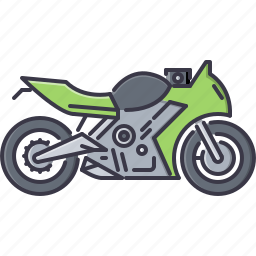 bike, machine, motorcycle, movement, sport, transport, transportation icon