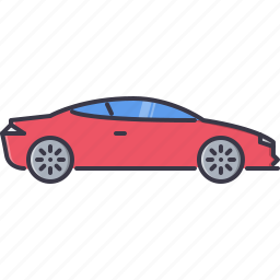 car, machine, movement, sports, transport, transportation icon