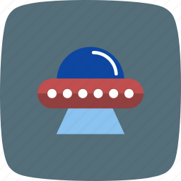 satellite, space, space ship, ufo icon