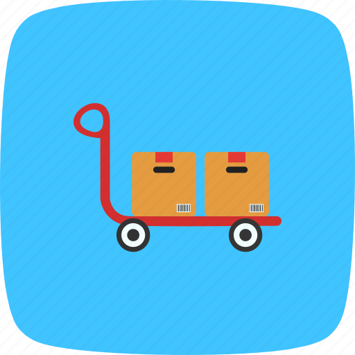 Retail, shopping, trolley icon - Download on Iconfinder