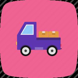 carrier, elevator, heavy, machine, malling, manage, work icon