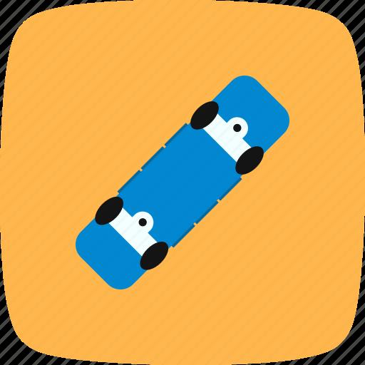 skate board, skate boarding, skating icon