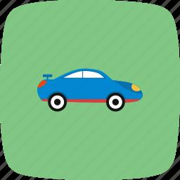 auto, automotive, car, race, speed, sportscar icon