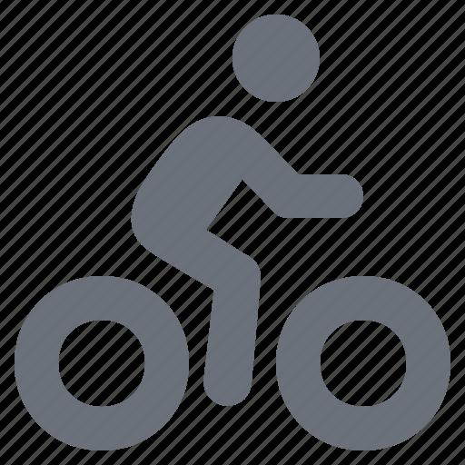 bicycle, bike, pika, simple, traffic, transport, transportation, travel icon