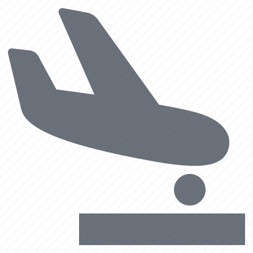 air plane, descend, descending airplane, landing, pika, simple, traffic, transport, transportation, travel icon