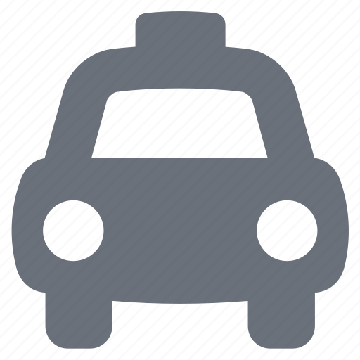 pika, simple, taxi, traffic, transport, transportation, travel icon