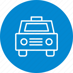 cap, car, delivery, taxi, transportation, travel, yellow icon