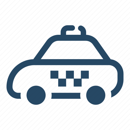 automobile, driving, pick up, service, taxi, transport, vehicle icon
