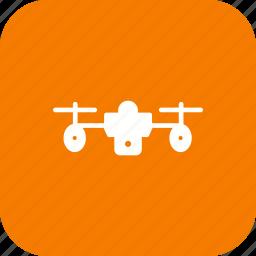 camera, copter, drone, dronecamera, fly, helpful, surveillance icon