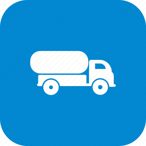 fuel, oil tank, oil tanker icon
