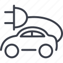 car, electric, transport, transportation icon