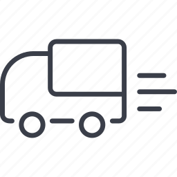 a car, delivery, transport, transportation, vehicle icon