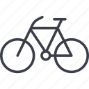 a bike, transport, transportation, travel, vehicle icon