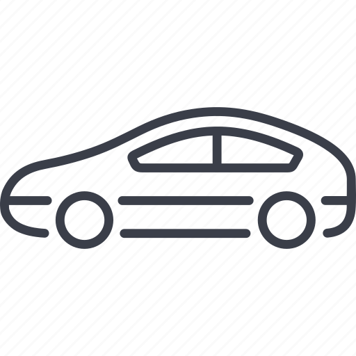 auto, car, delivery, ride, transport, transportation icon