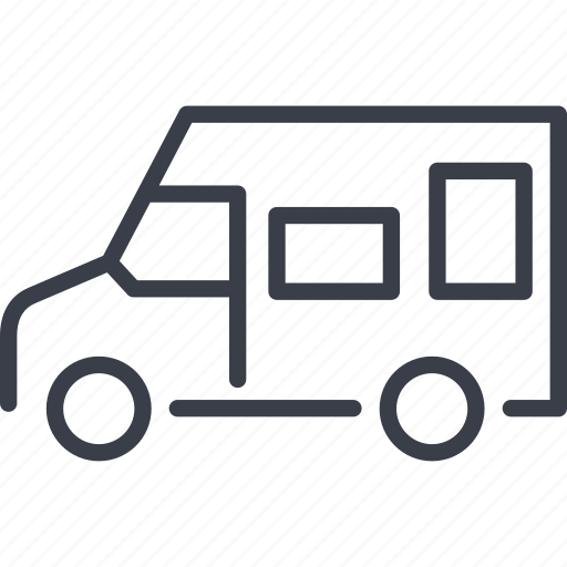 car, delivery, transport, transportation icon