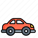 auto, automobile, car, motor car, motor vehicle, transport, vehicle icon