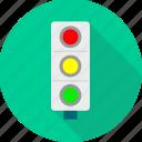 signal, traffic, road, signals, transport icon