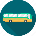 bus, public transport, transport, transportation, travel, van, vehicle icon
