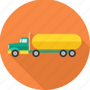 automobile, heavy vehicle, road, transport, transportation, truck, vehicle icon