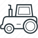 agriculture, farm tractor, tractor, transport, transportation