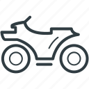 heavy bike, motor bike, motorcycle, speed motorbike, sports bike icon
