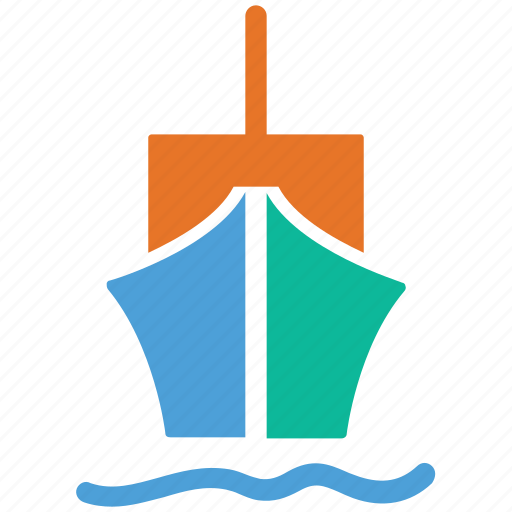boat, ship, transport, travel icon
