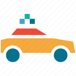 cab, can, taxi, transport icon