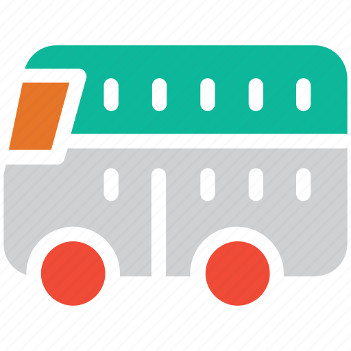 double decker, transport, travel, vehicle icon