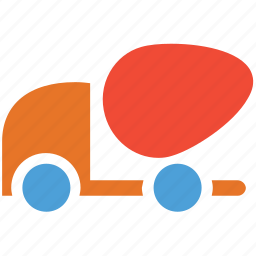 delivery, fuel, tank, water icon