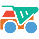 concrete truck, constriction vehicle, truck, vehicle icon