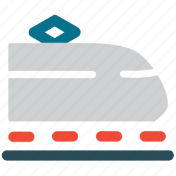 convoy, train, tram, transport icon