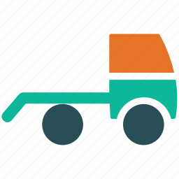 cargo, delivery truck, transport, truck icon