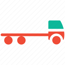 cargo, delivery, delivery truck, transport icon