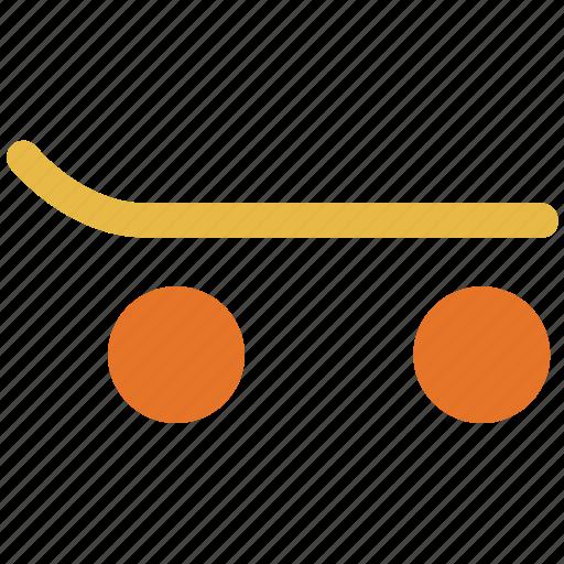 skate, skateboard, skating, sport icon