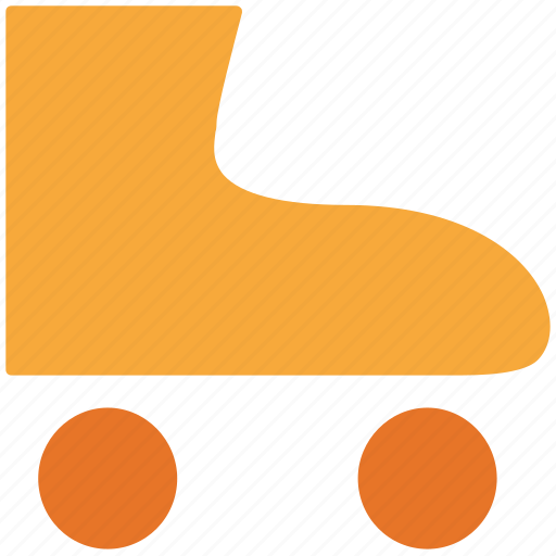 inline, skates, skating, wheel skates icon