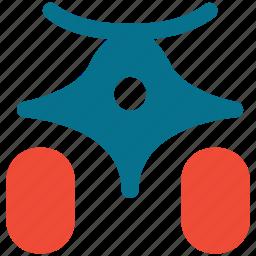 buggy, go cart, go kart, travel icon