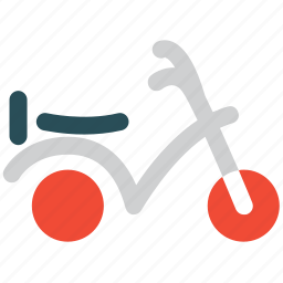 motor scooter, motorcycle, scooter, transport icon