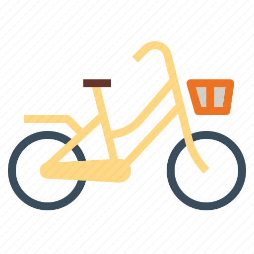 bicycle, bike, cycling, exercise, sports icon