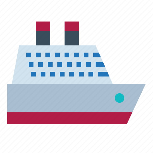 Cruise, ship, transportation, travel, yacht icon - Download on Iconfinder